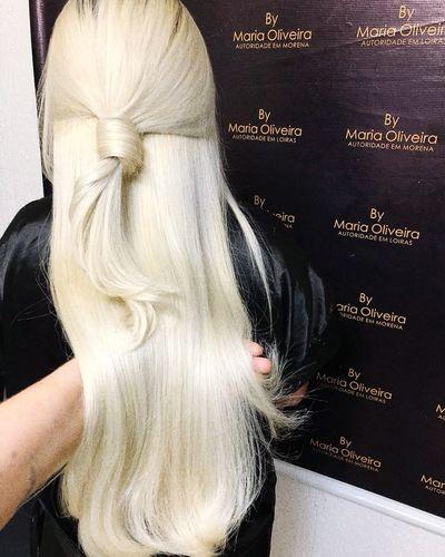 Linda 💜 Hair Style Loiros Loirodossonhos Meaguenta Meuloiro💥