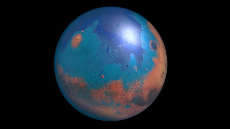 Mars' Ancient