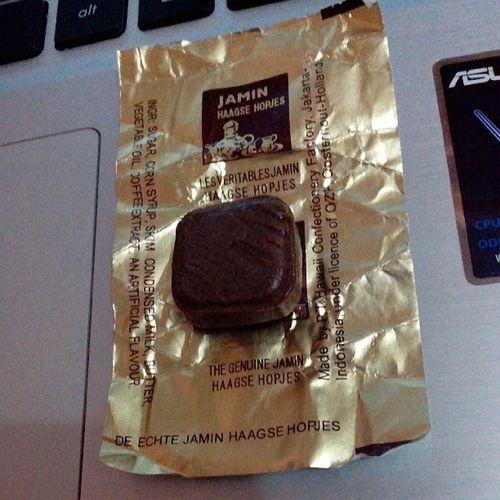 Lama tak berjumpa Jamin  Coffee Candy