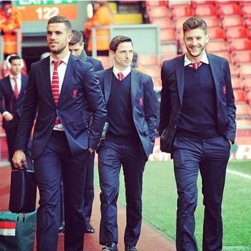 Liverpoolfc Henderson Adam Lallana