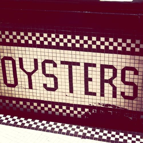 Oysters on Guitar