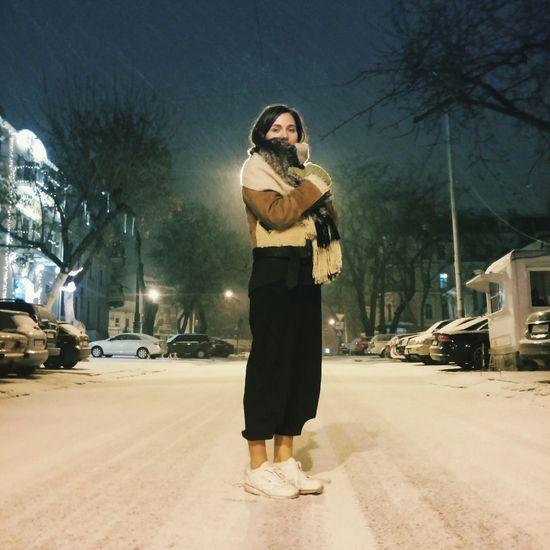 By Lg G3 Letitsnow Citylights Streetphotography Portrait Love