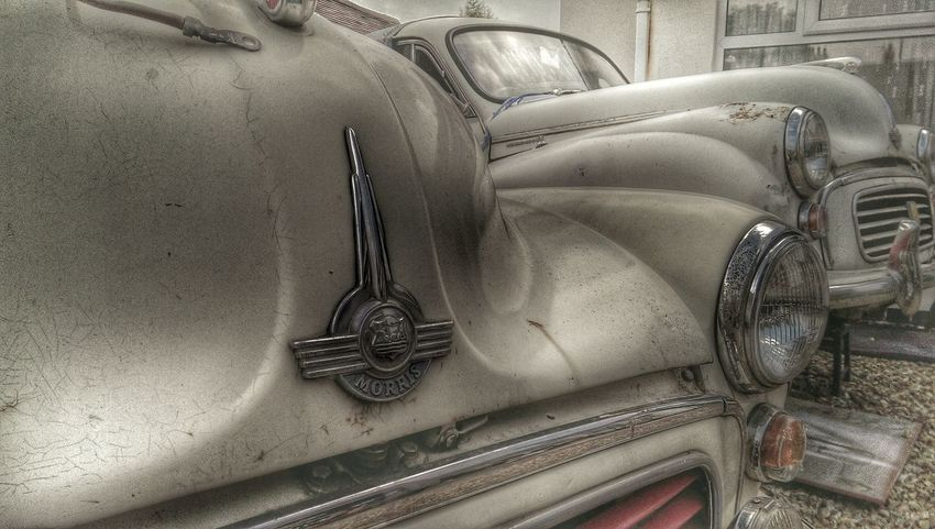 Old Cars ❤ Morris Minor 1000 Classic Cars HDR Streetphotography