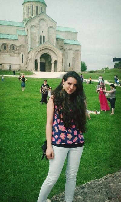 Enjoying Life Hello World Georgia the world is mine Historical Building
