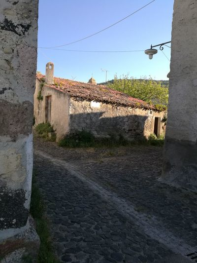 Gosthtown Town City Door Stones Lamp Abandoned Places Nature House Houses Sardinia,italy Nature Photography Nature Beauty Abandoned Nature Is Art Doorsworldwide Nature_ Collection  Stone