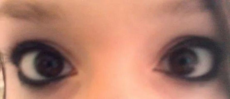 Selfie ✌ Brown Eyes