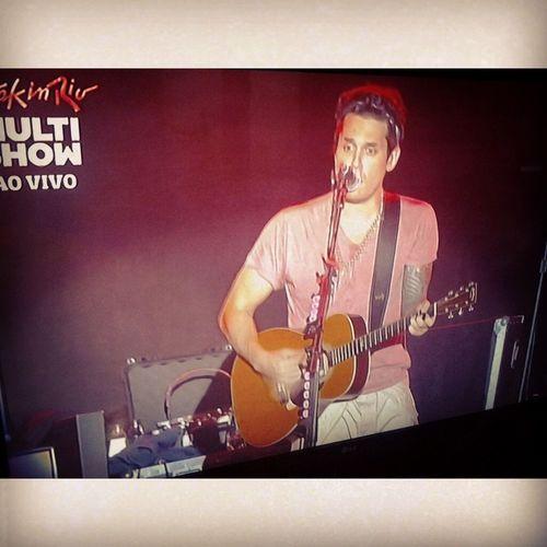 """""""Ela Coloca Cor Dentro Do Meu Mundo""""—Jonh Mayer"""
