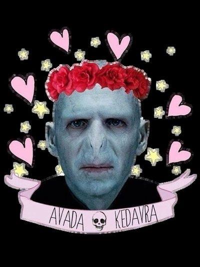 Моя любовь^-^ AVADA KEDAVRA Love♡ Volan De Mort