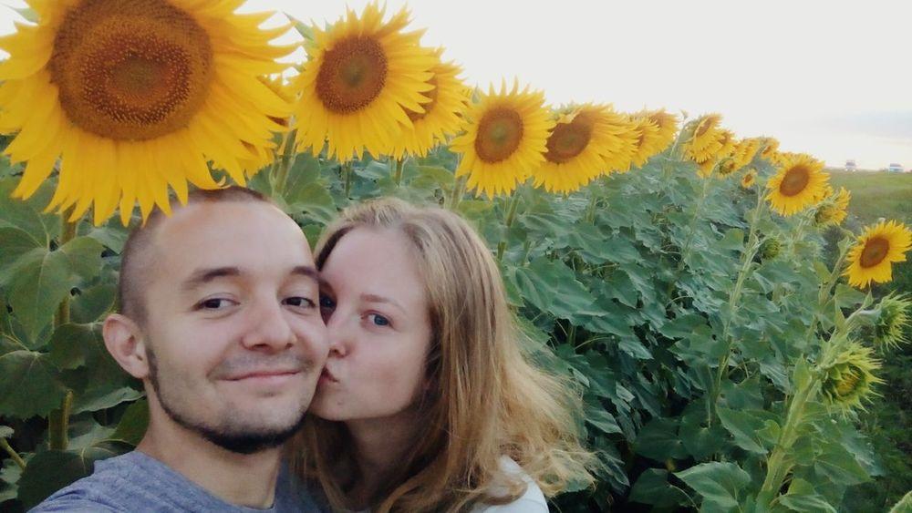 Sunflowers🌻 Mylove Sunset Rostov-na-Donu Russia