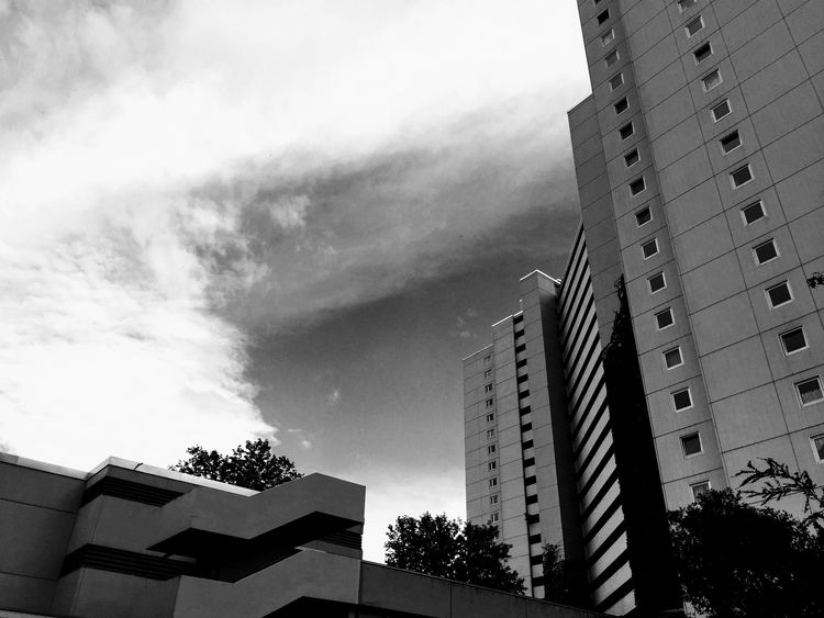 Apartment Architecture Building Exterior Built Structure City Day Low Angle View Modern No People Outdoors Sky Skyscraper Tree
