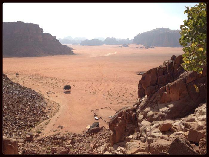 Wadi Rum Desert Jordan Lawrence D'arabie