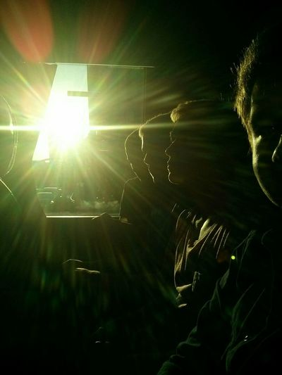 Scotland Edinburgh Class Trip People Lights Uk Friends Sunset Glitch Noedit