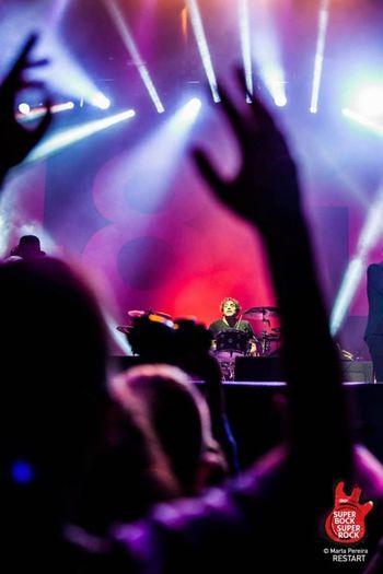 Kasabian Musicphotography Musicphotographer Imagenscommúsica SuperBockSuperRock Concerts Music Ilovethisjob