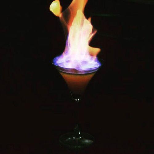 Cosmofridays Kuebar Partyingscenes Westin puneinstagrammers pune abhitohpartyshuruhuihai letsdothis clubbingscenes flamingshots fireworks edmmusic itsgonnabeagoodnight
