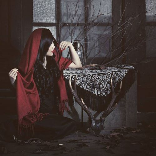 Photoshot Photo Photoshoot Talent Dark Darkbeauty Soulcather Sacrifice Scene