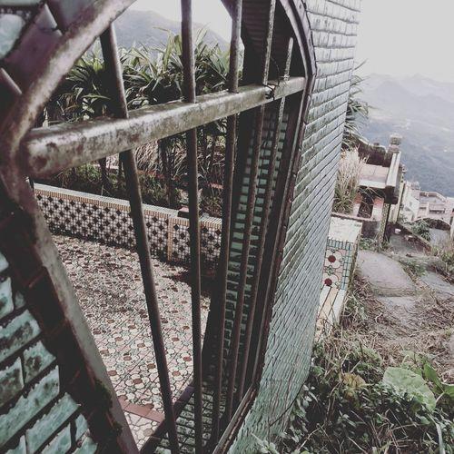 Grave Hiking Taiwan Travel View Jiufen Mountain Spirited Away