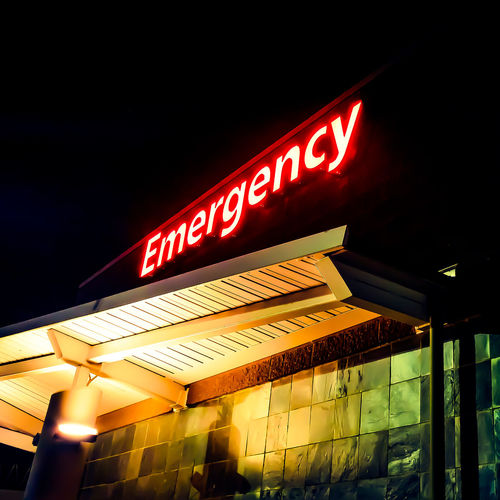 Illuminated Night Neon Text Low Angle View Communication Red Outdoors Nightlife Building Exterior No People Architecture City Shadow And Light Lightroom Mobile Love Of Photography Night Photography EyeEm Best Shots Cameraphone Built Structure Eye4photography  Emergency Emergency Room Emergency Department Healthcare And Medicine Art Is Everywhere