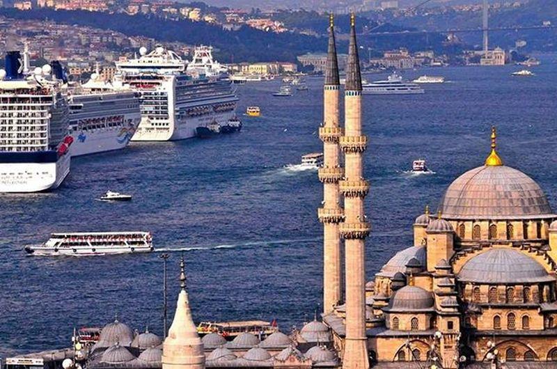 Seni özledim Istanbulum Istanbulismysecret Türkiye Bogazicikoprusu Boğaz Gemi Seniozledim SeniSeviyorum