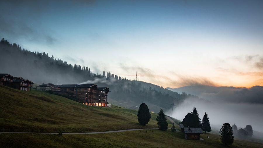 Adler mountain