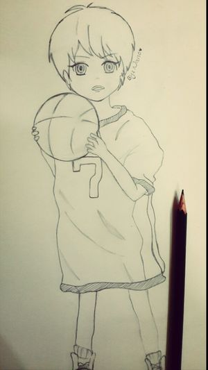 ثاني رسمة ولد ارسمها ...the second boy drawing i do .. ?❤ My Drawing Drawing