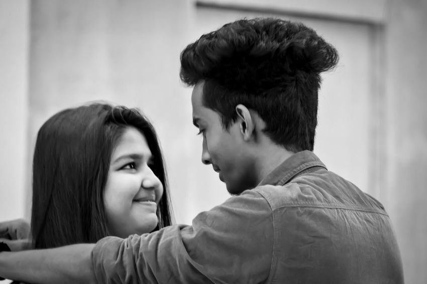 Couples Shoot Nikon D3200 The Great Outdoors With Adobe My Favorite Photo Upload Eym Gallery Black And White Photography ClickedByMe Nikonphotography