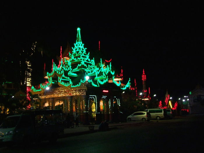 Neon Illuminated Pagoda Black Background Buddhist Pagoda Buddhist Temple Buddhist Tradition Building Outline City Lights At Night Composition Full Frame Fun Green And Red Colour Illuminated Neon Lights Night Night Photography Night Sky No People Outdoor Photography Pagoda Place Of Pilgrimage Place Of Prayer Place Of Worship Religion Tourist Attraction  Unusual Welcome To Black