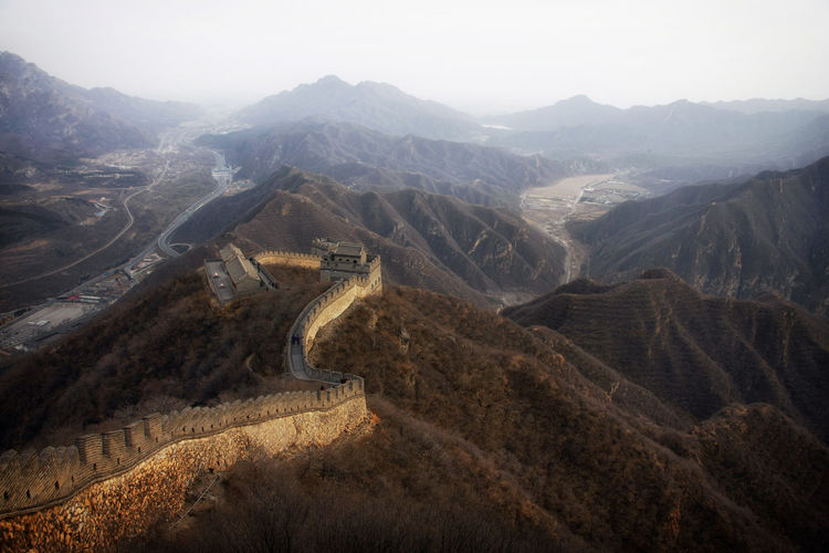Great Wall of China Ancient Ancient Civilization Archaeology Beauty In Nature China China Photos City Cultures Day From My Point Of View Great Wall Great Wall Of China History Landscape Mountain Mountain Range Nature No People Outdoors Scenics Sunset Travel Destinations Travel Photography Winding Road