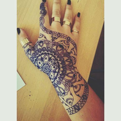 Draw sg. Draw Henna Henna Art Melancholic Landscapes