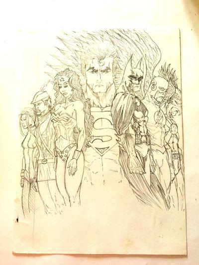 La Liga De La Justicia DC