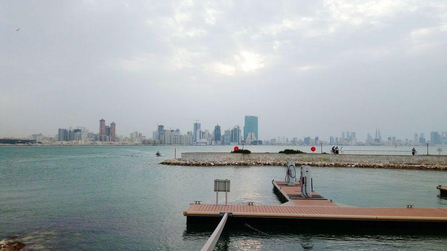 City Water Urban Skyline Nature Sea Bahrain Tourism Manama