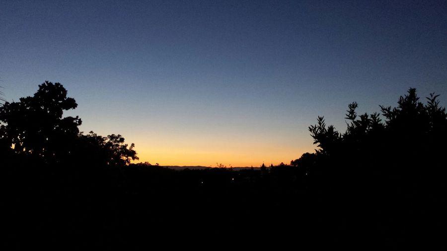 sunset Sunset Portugal