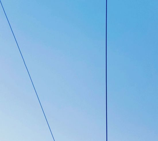 Cable Low Angle View Electricity  Sky Outdoors Electricity Pylon Day No People Power Line