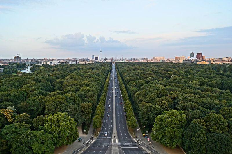 Berlin Siegessäule | Sony slt a65 Capture The Moment TheWeekOnEyeEM