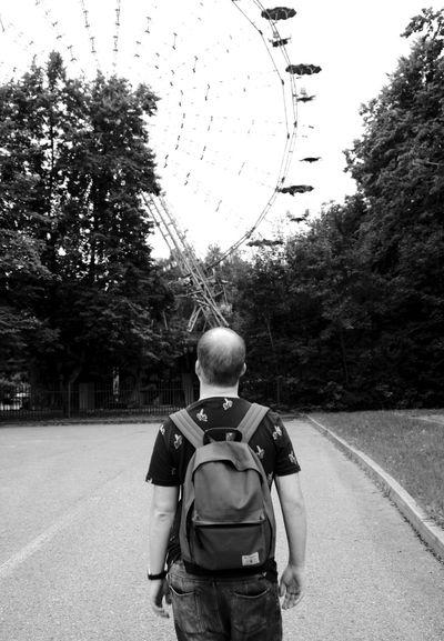 Abandoned Places Alone Backpacking Black & White Lithuania Lithuania Nature Walk Wanderer Abandoned Amusement Park Abandoned Buildings Abandonedplaces Backpack Backpacker Black And White Black And White Photography Black&white Blackandwhite Blackandwhite Photography Destination Urban
