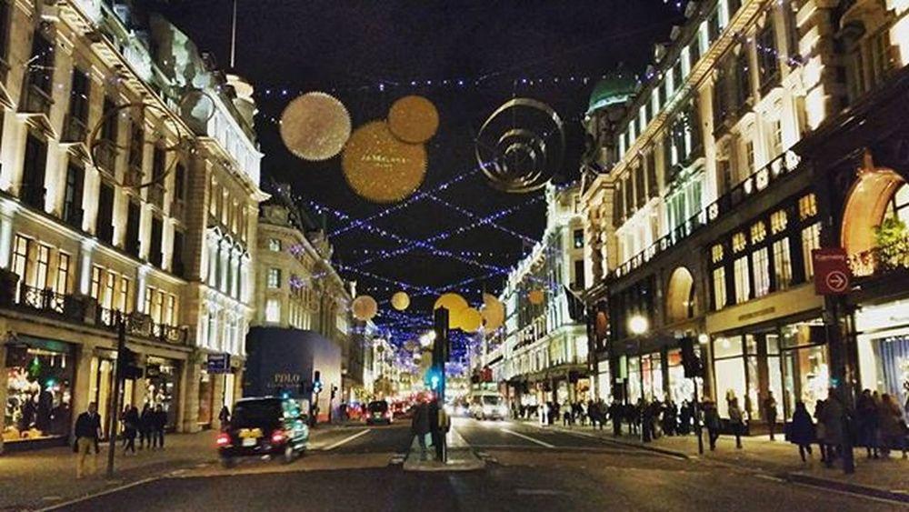 Regentstreet London Christmas