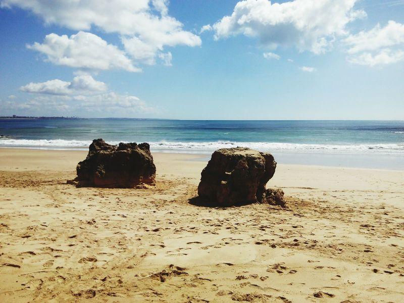 The Great Outdoors - 2017 EyeEm Awards Seascape Rocky Coastline Rugged Coastline Calm Ocean Wave Coast Stack Rock Crashing Coastal Feature Rushing Tide Surf Rock Formation Groyne Low Tide Fossil