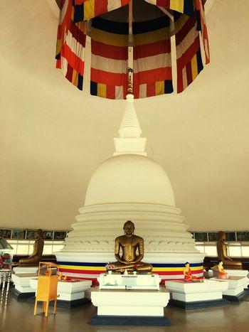 Sri lanka kalutara Lord Buddha Buddhist Religion Spirituality Indoors  Place Of Worship Statue Architecture No People