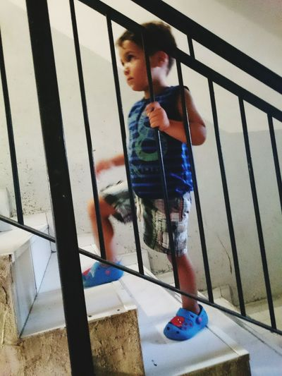 Stairs Children Photography My Boy ❤