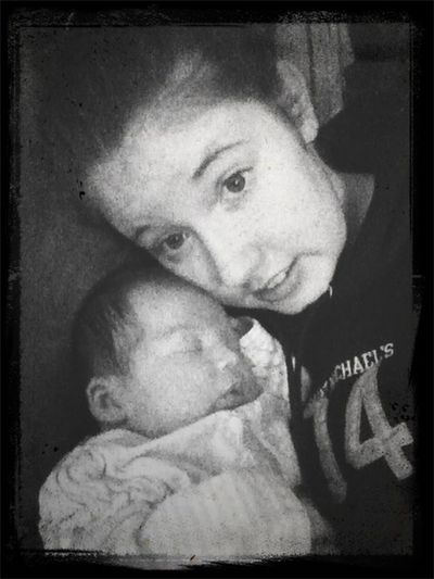 Baby Aryanna <3