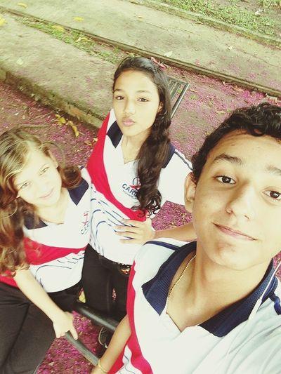 - just friends.