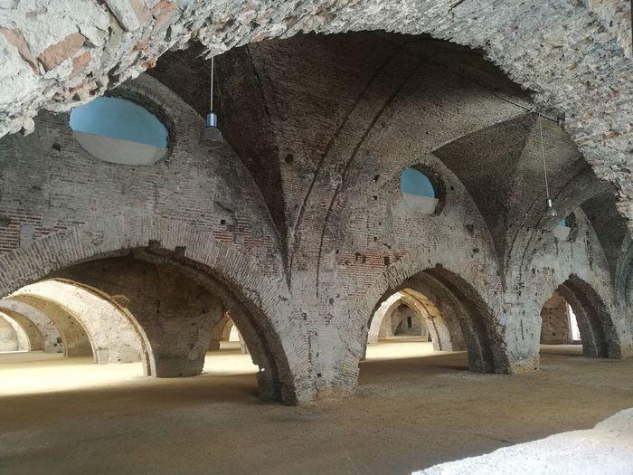 Atarazanas Reales Atarazanas Sevilla Spain Sevilla EyeEmNewHere Indoors  Arch Architecture Day No People