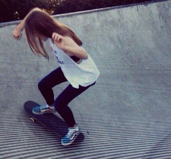 Skateboarding ¤ That's Me