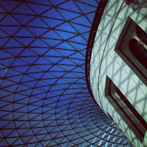 British History Museum. #jj_forum_0273 #jj #jj_forum #london #england #museum #igla #instaaaaah #instagood #the_guild #gf_daily #primeshots #glass #blue #lines Museum Jj_forum_0273 Blue Lines London England Gf_daily Jj  Instagood Instaaaaah 30likes Jj_forum The_guild Primeshots Jj_blue Igla Glass Jj_forum_0375
