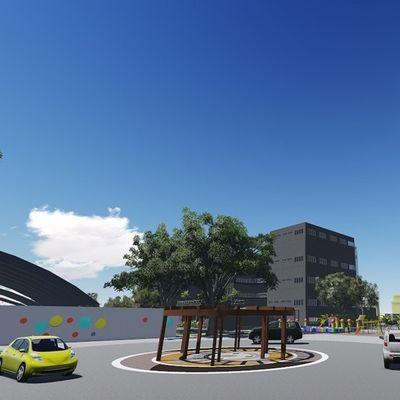 Mais um TFG entregue e aprovado ✊?✌ ArquiteturaeUrbanismo Arquitortura MaqueteVirtual Work 3D ??✏