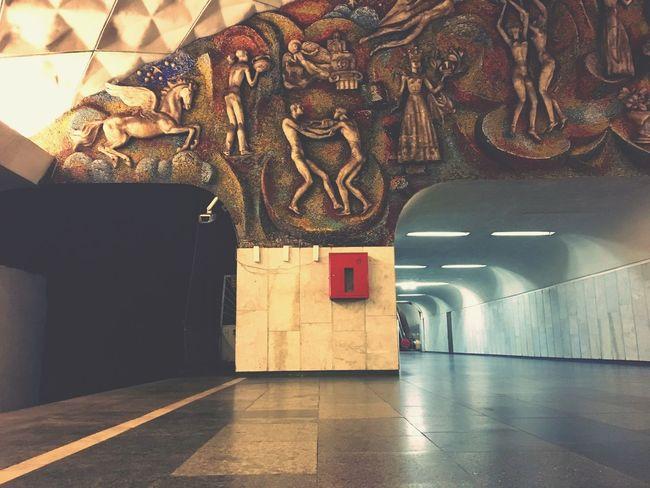 Tbilisi Black WithE Subway ⬛️⬜️ EyeEm Selects