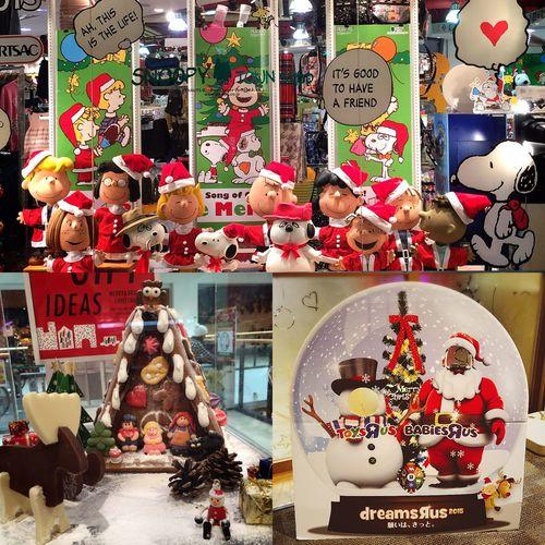 スヌーピーたちのクリスマスや、ソニプラにあったクッキーハウス、そして大好きな顔はめパネル◡̈↟✧ クリスマスのあれこれも、楽しいカケラなのだよ。 スヌーピー Snoopy 顔はめパネル クッキーハウス
