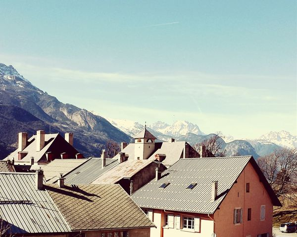 Vauban My Village Alpes Sur Le Toit Montagne