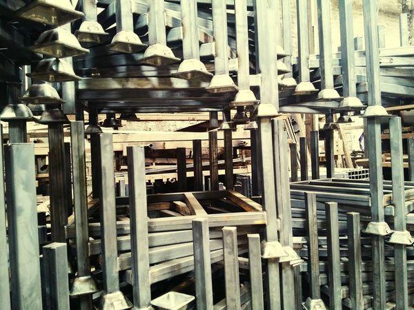 Steel Steel Structure  Metal Mettalic