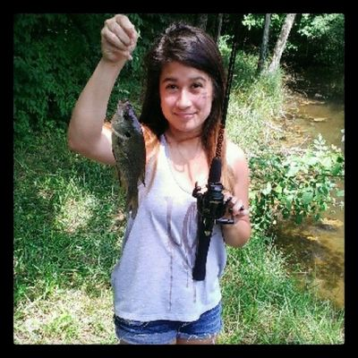 Caught A Fish Today!