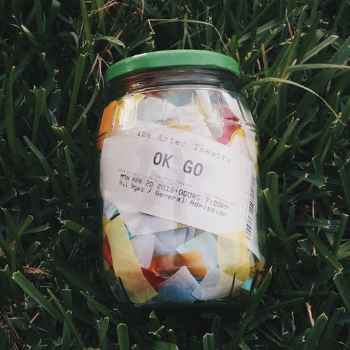 Are all memories worth capturing in a glass jar? || Okgo